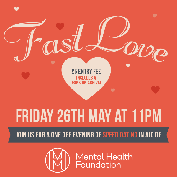 fastlove speed dating didsbury At a fastlove speed dating event you will have up to 25 three-minute dates in one fantastic night of fun and flirting.
