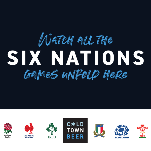 Watch All The SIx Nations Games Unfold Here